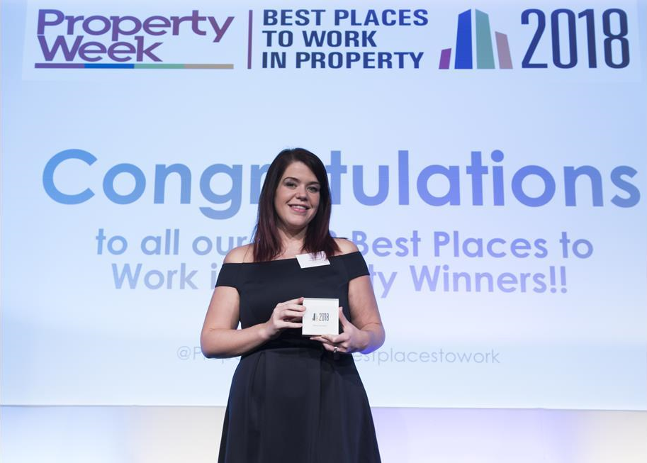 Paragon and Bond Davidson named as two of the UK property industry's best places to work
