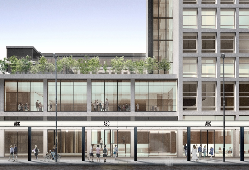 Paragon instructed by Allied London on landmark Manchester ABC Buildings redevelopment