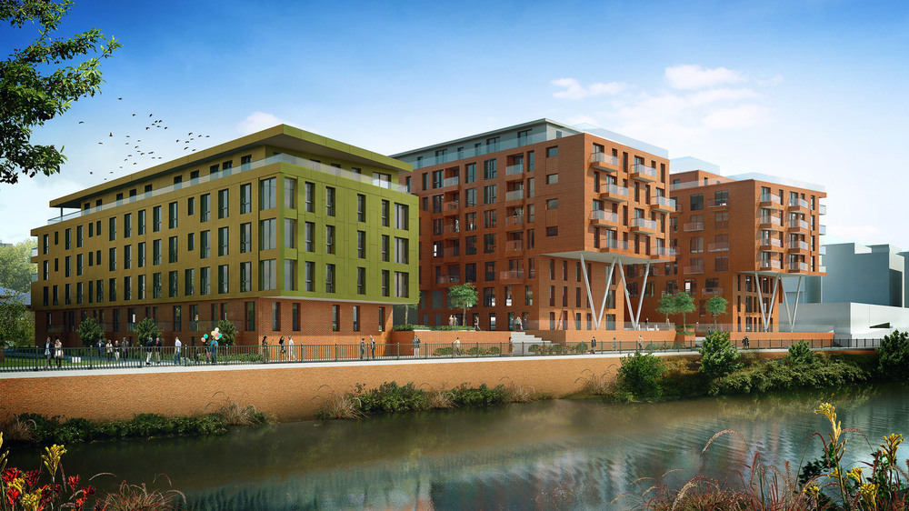 Paragon appointed on eight landmark North West residential projects worth £482m