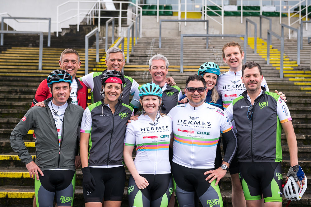 Paragon takes part in the CBRE Cycle Series 2019