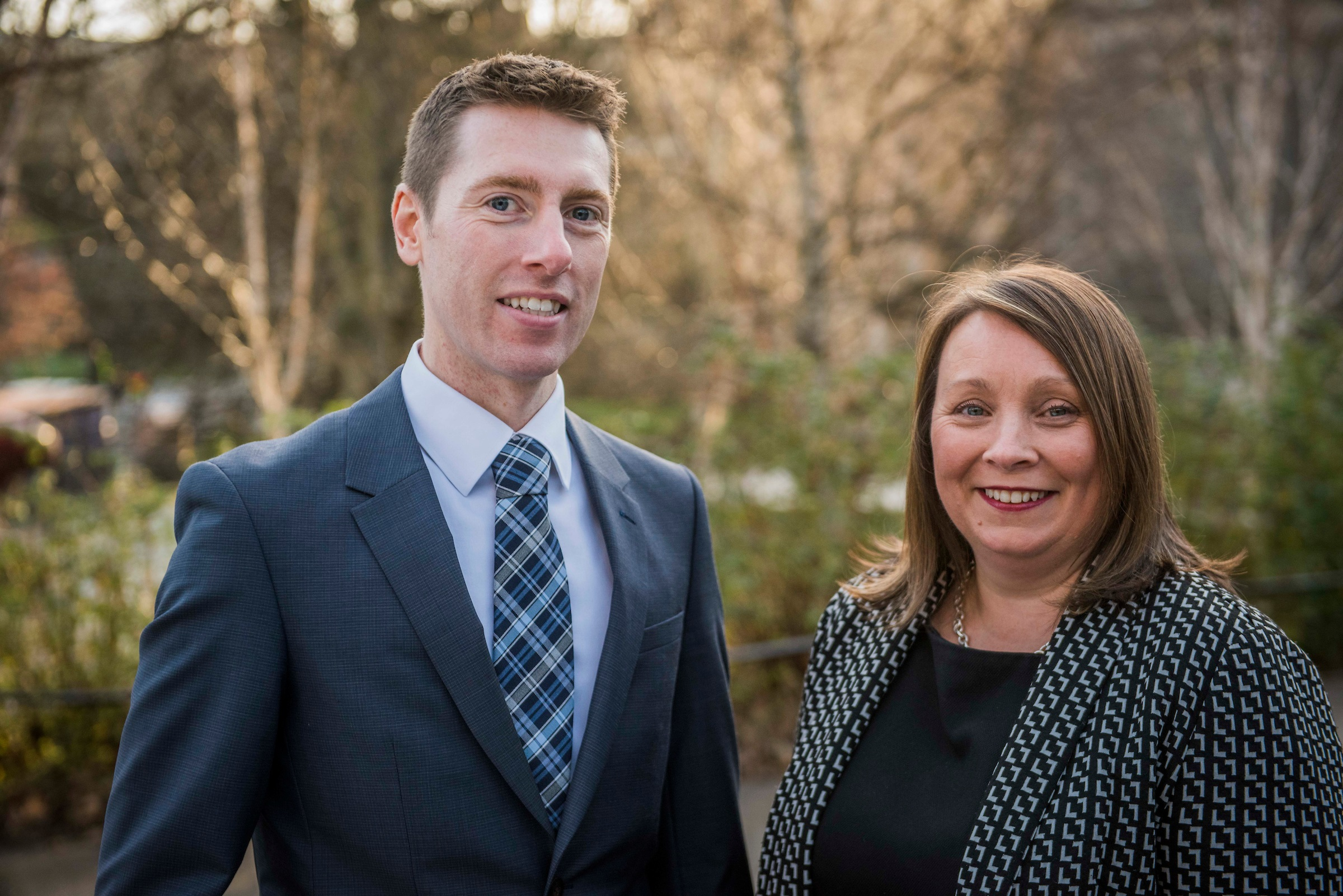 Paragon boosts Edinburgh office with two new hires