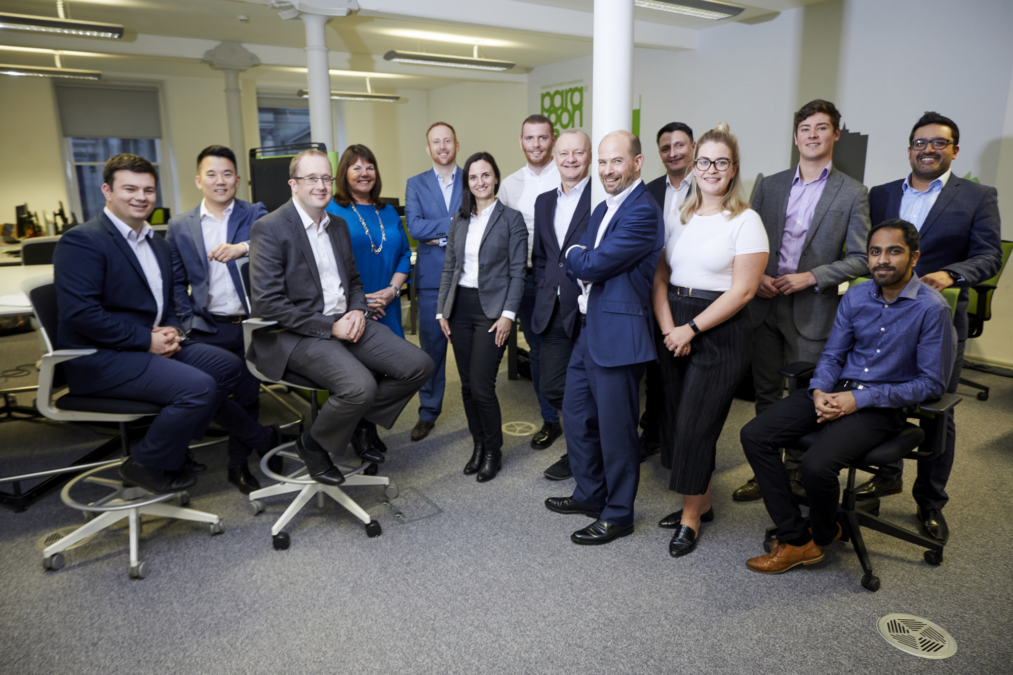 Paragon celebrates three years of success in Manchester