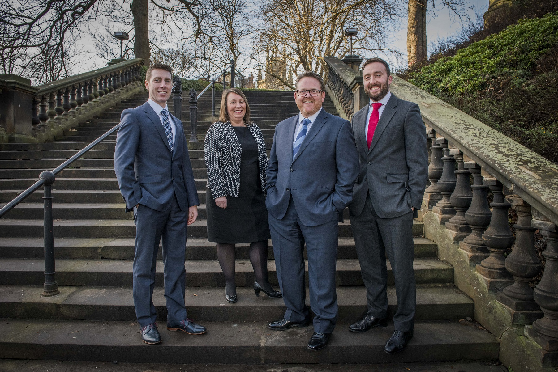 Paragon Edinburgh celebrates first year with 2.2m sq ft of Building Surveys and £300m in insurance valuations