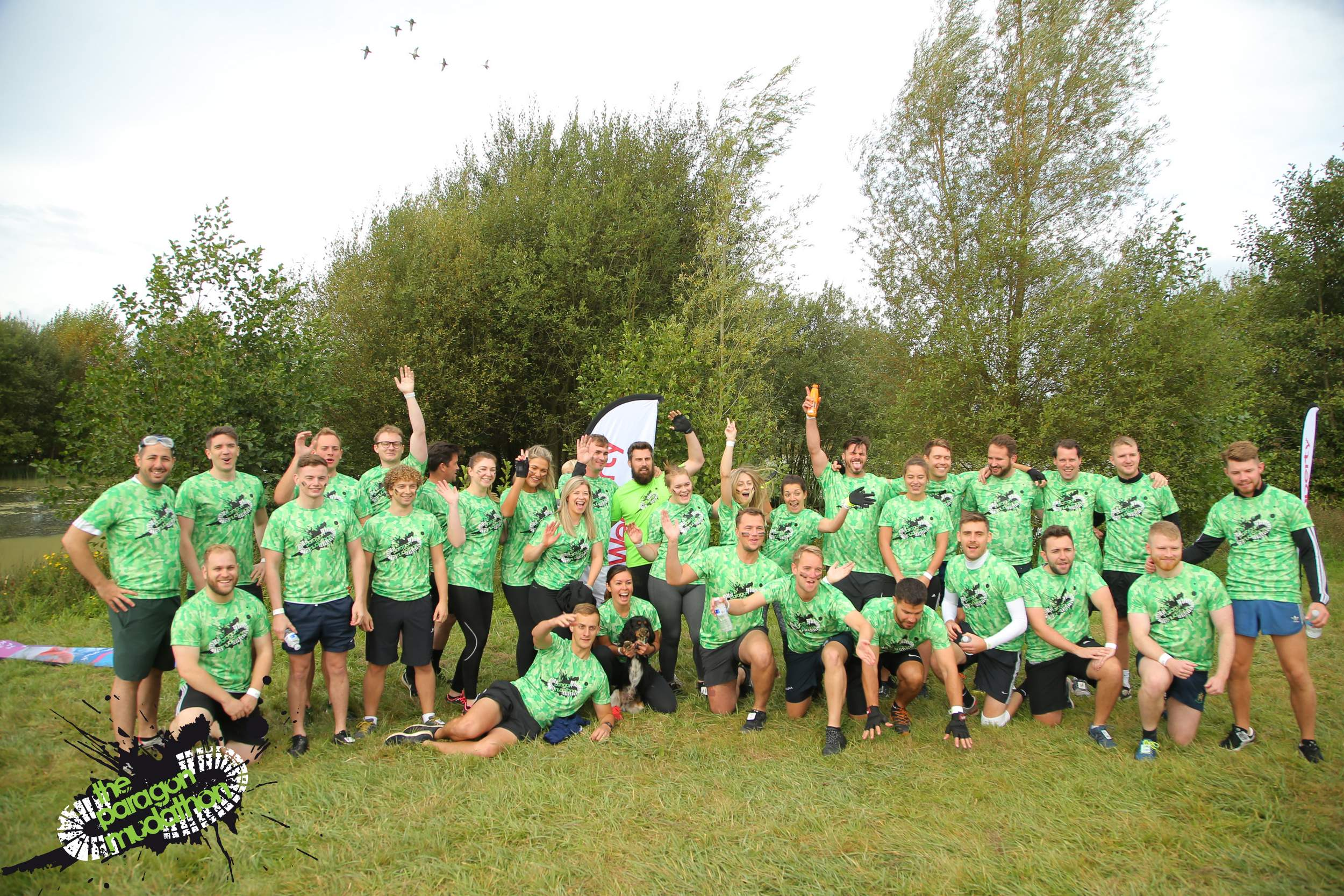 The biggest and muddiest Mudathon so far