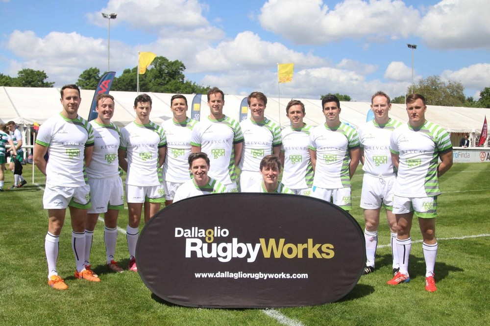 Paragon reach the quarter finals of the Surveyors Sevens