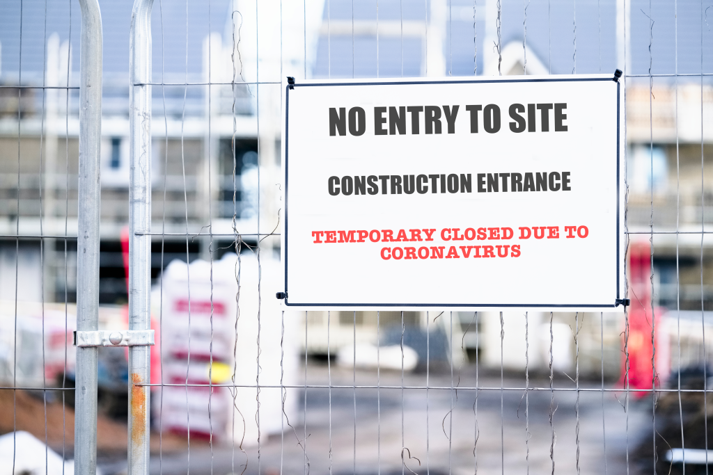 An insight into the construction industry post-lockdown