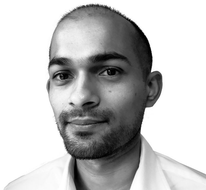 Keval Patel - Assistant Monitoring Surveyor